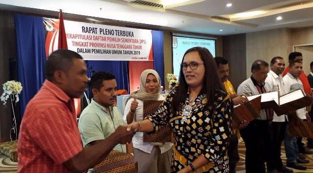 DPS Pemilu 2019 Didasari DPT Pilkada Serentak 2018