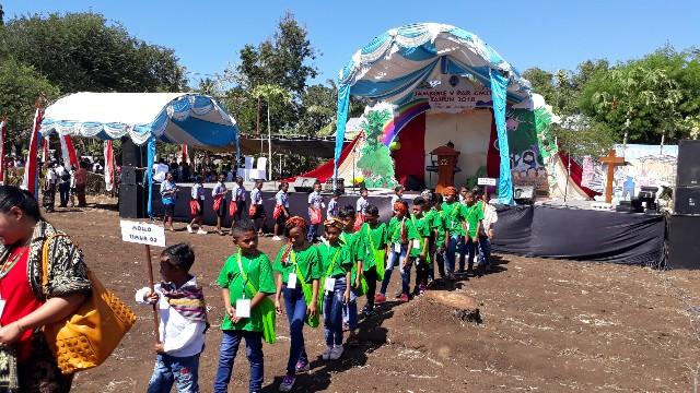 53 Klasis Sinode GMIT Semarakkan Jambore V PAR GMIT Tahun 2018