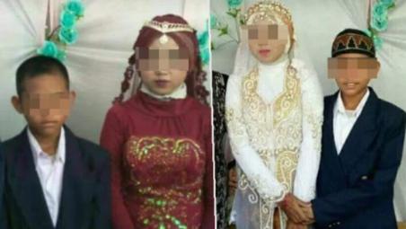 Tolak Perkawinan Usia Dini Anak