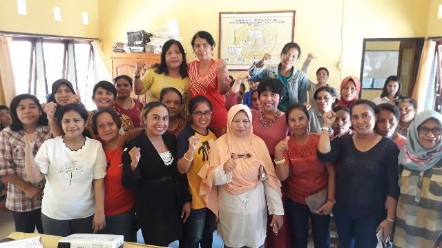 Riesta Megasari & YPKI Edukasi Perempuan Untuk Hidup Cerdas & Sehat Tanpa Kanker