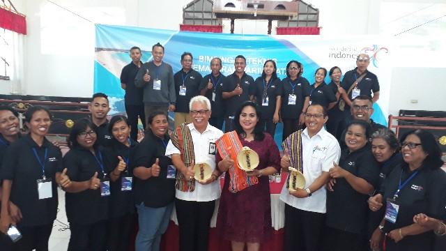 Anita Gah & Kemenpar RI Edukasi Masyarakat tentang Pariwisata