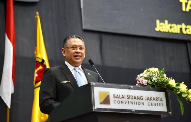 """Ketua DPR RI: """"Pendidikan Tingkatkan Kualitas Pekerja Indonesia"""""""