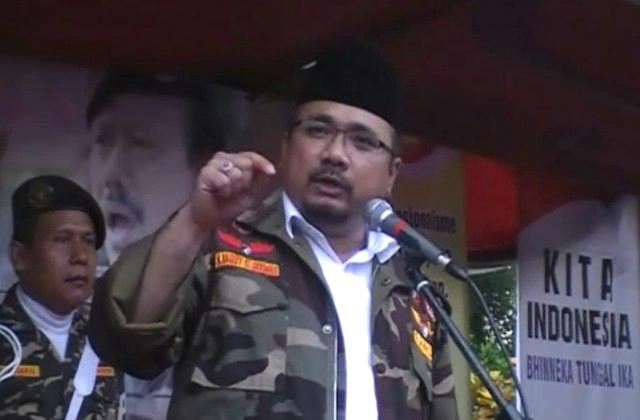 GP Ansor Klarifikasi Penyusupan Bendera HTI dalam Acara Hari Santri Nasional
