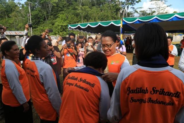 """""""Srikandi Sungai Indonesia"""" Edukasi Warga Wardo Sadar Lingkungan Sungai"""