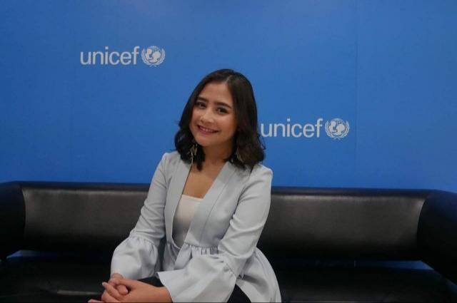 UNICEF Indonesia & Prilly Latuconsina Ajak Anak Indonesia 'Stop Bullying'