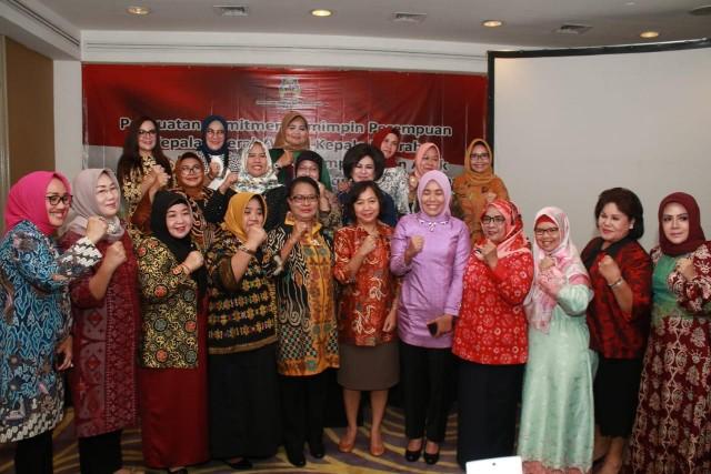 Pilkada Serentak 2018, Perempuan Terpilih Jadi Kepala Daerah Meningkat