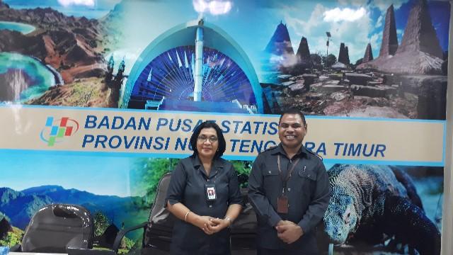 Inflasi NTT November 2018, Terjadi di Kota Kupang dan Maumere