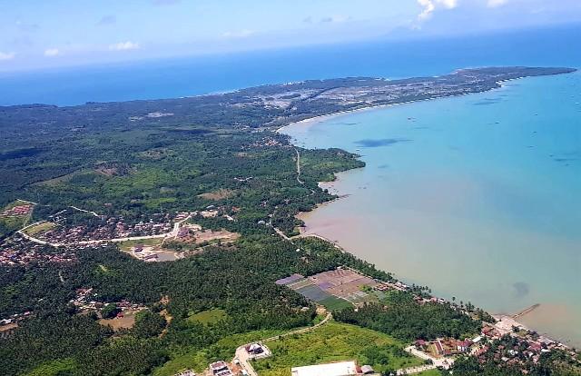 Hutan Pantai Dapat Kurangi Risiko Bahaya Tsunami
