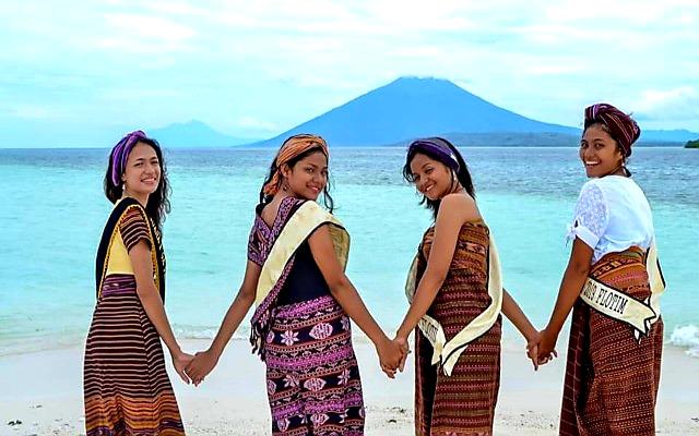 Cerita Jein Koten-'Oa Pariwisata Flotim 2019 Bersama Pangan Kelor'