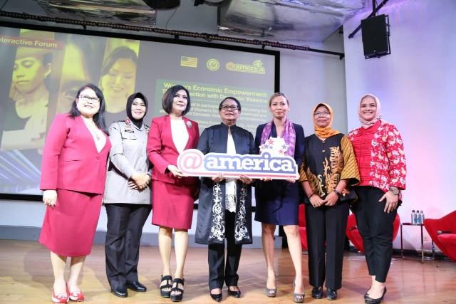 Hapuskan KDRT dengan Pemberdayaan Ekonomi Perempuan