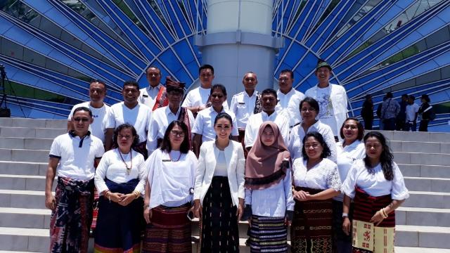 Festival Sarung Tenun Ikat NTT – Upaya Raih Warisan Budaya UNESCO