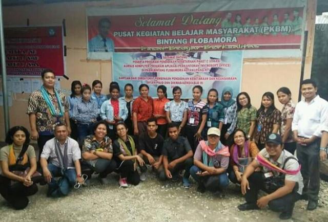 PKBM Bintang Flobamora Cetak Lulusan Berkualitas & Berdaya Saing