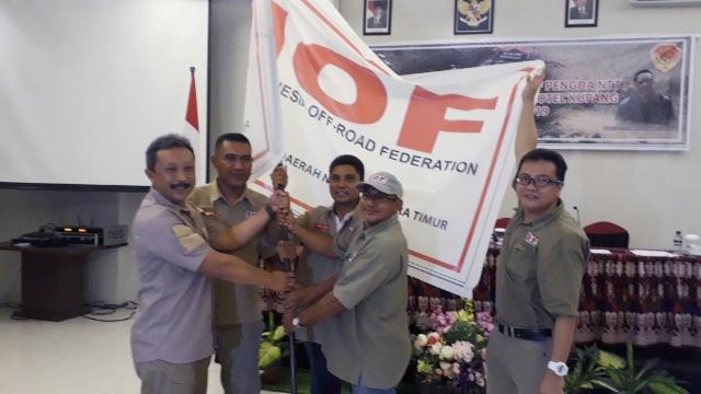 Musda IOF NTT Tetapkan Dirlantas Polda Sebagai Ketua IOF Pengda NTT