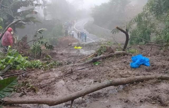 Banjir & Longsor di Manggarai Barat, 2 Orang Tewas & 6 Orang Tertimbun