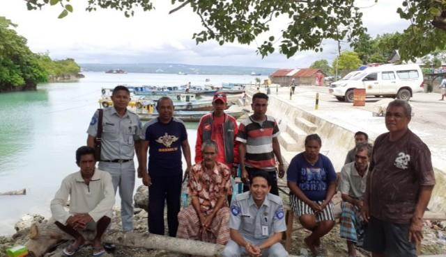 Juragan Perahu di Pulau Semau Sepakat di-cover Jasa Raharja