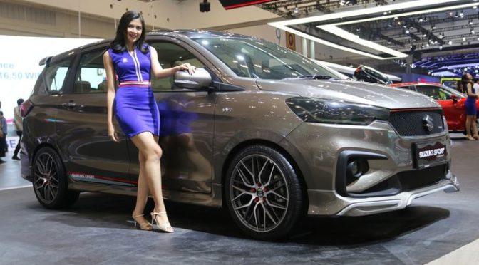 All New Ertiga Suzuki Sport Unggul Dari Kompetitor di Segmen LMPV