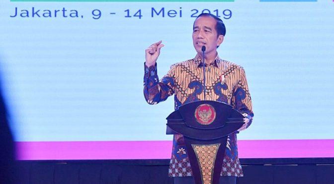 Presiden Jokowi Tetapkan Panitia Seleksi Calon Pimpinan KPK 2019—2023
