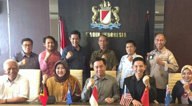 Kadin Indonesia Tanggapi Positif Pidato Visi Indonesia Presiden Jokowi