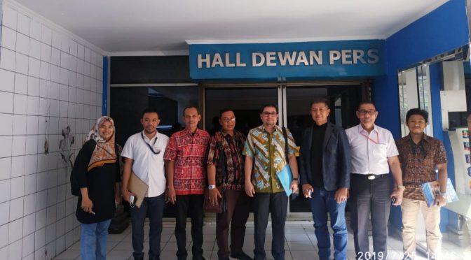 Dewan Pers & IMO-Indonesia Sepakat Akhiri Sengketa