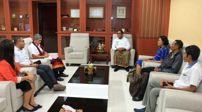 Politani Kupang Dukung Pemprov NTT Bangun Pabrik Pakan Ternak