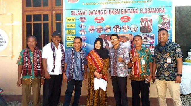 PKBM Bintang Flobamora Lolos Seleksi Enam Besar PKBM Terbaik Se-Indonesia