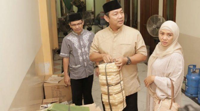 Pembagian Qurban di Semarang Tak Gunakan Kantong Plastik