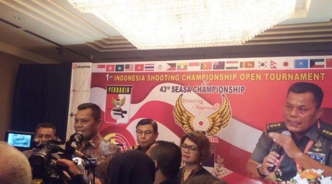 Timor Leste Pinta PB Perbakin Kerja Sama Perkuat Atlet Petembak