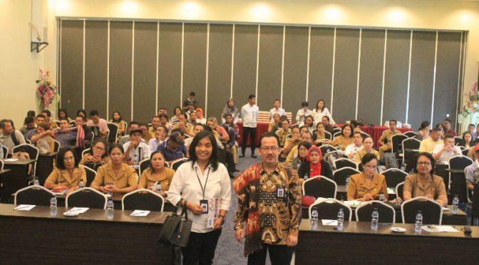 Kantor Bahasa NTT Helat Penyuluhan Penggunaan Bahasa Indonesia