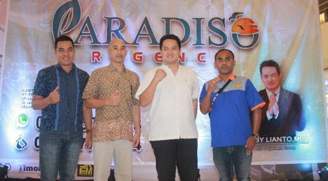 'Pre Launching Paradiso Regency' pada HUT Ke-74 RI, Ayo! Kesempatan Terbatas