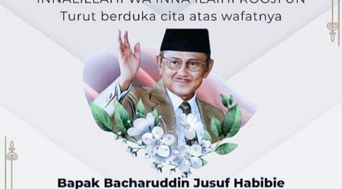 Presiden Jokowi Jadi Irup Upacara Pemakaman Alm. BJ Habibie