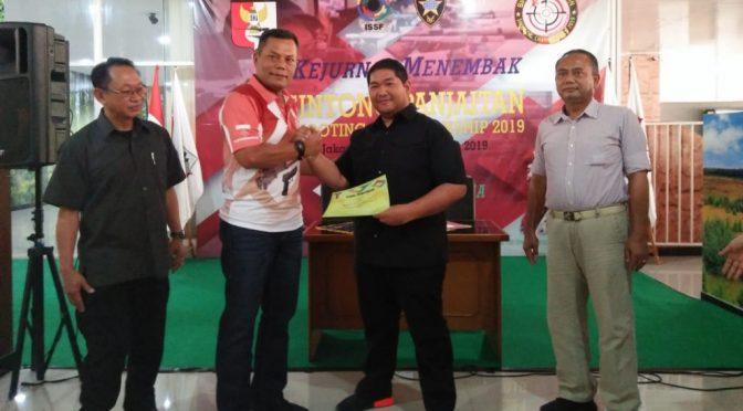 PB Perbakin Helat 'Sintong Panjaitan Shooting' Sambut SEA Games & PON 2019