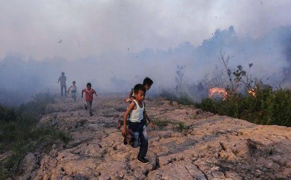 Sekolah Libur Akibat Kualitas Udara Sumatera Selatan Memburuk