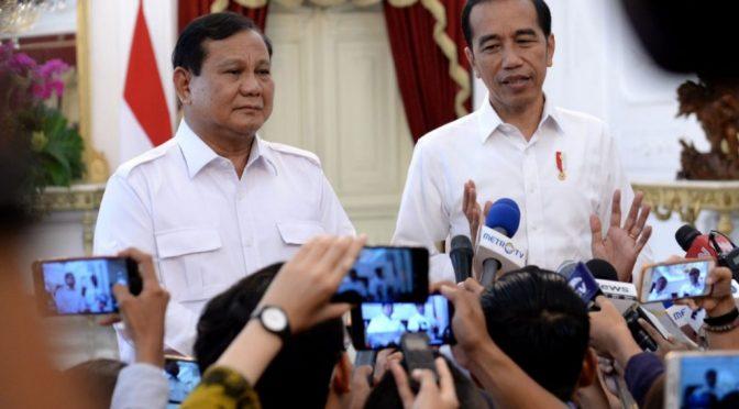 Susunan Lengkap Kabinet Indonesia Maju Jokowi-Ma'ruf