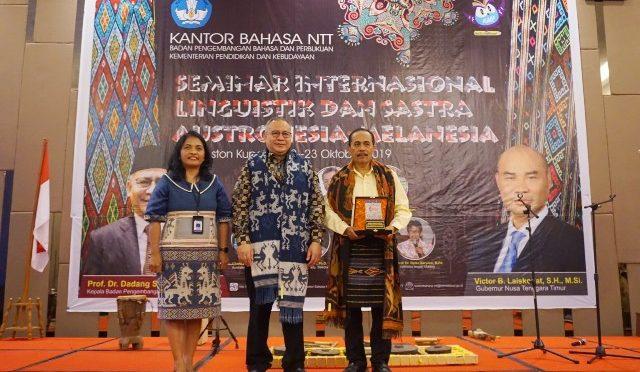 Kantor Bahasa NTT Pinta Pihak Kampus Buka Jurusan Bahasa Daerah