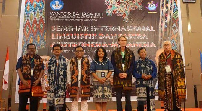 Kantor Bahasa NTT : Perlu Perda Untuk Melestarikan Bahasa Daerah