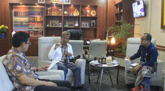 Pemkab Sabu, Bank NTT & Investor Kerja Sama Bangun Tangki BBM di Pulau Sabu