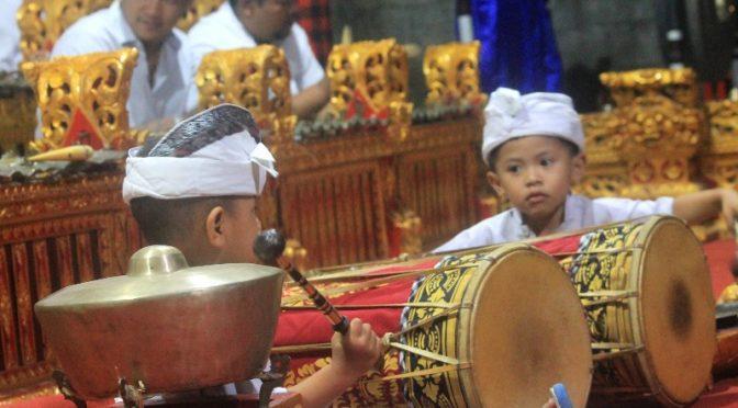 Anak Bali Gembira, Cinta Seni dan Budaya