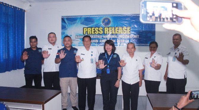 Tiga Pengedar Narkoba Diringkus Petugas BNNP NTT di Labuan Bajo