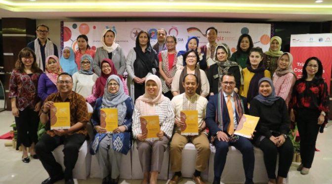 Afganistan Belajar Industri Rumahan dari Indonesia