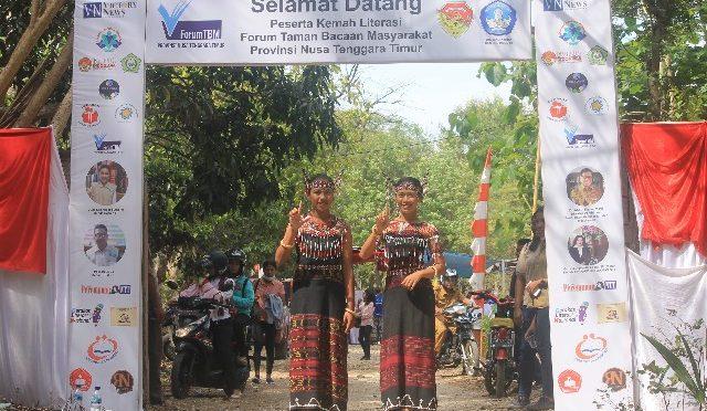 Kemah Literasi NTT 2019, Wadah Interaksi & Sinergitas Pegiat Literasi