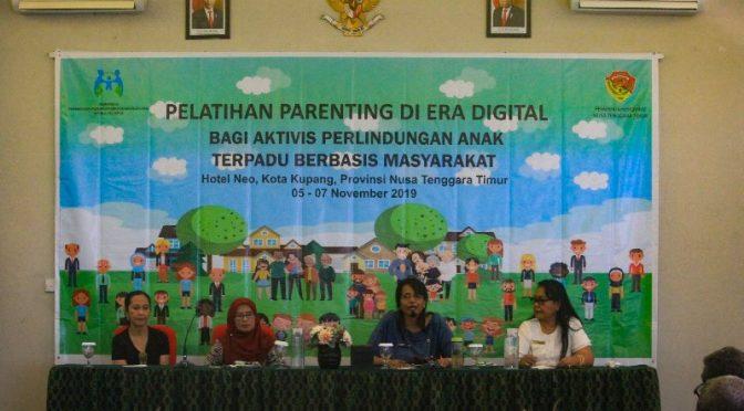 Kemen PPPA & Yayasan Sejiwa Edukasi PATBM tentang Parenting di Era Digital