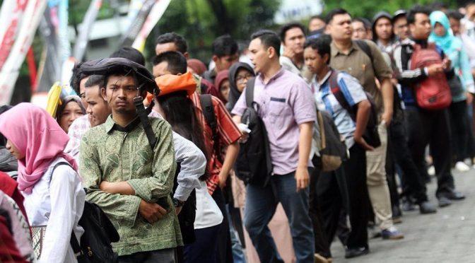 Tingkat Pengangguran Terbuka Tertinggi di NTT Berada di Kota Kupang