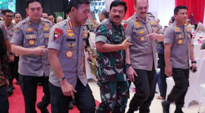 Panglima TNI : TNI Dukung Pengamanan Natal 2019 dan Tahun Baru 2020