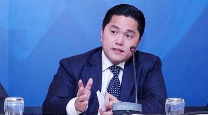 IMO-Indonesia Dukung Menteri Erick Thohir Benahi BUMN