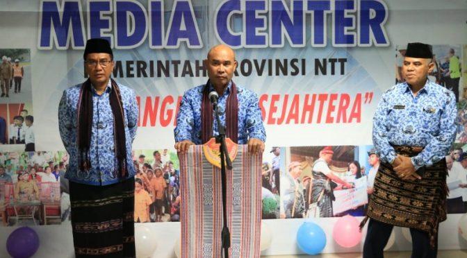 Gubernur Viktor : Pemimpin & ASN Harus Mengabdi dengan Semangat Militan