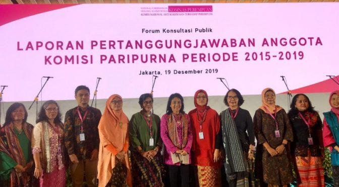 Menteri PPPA : Laporan Komnas Perempuan Jadi Bahan Evaluasi