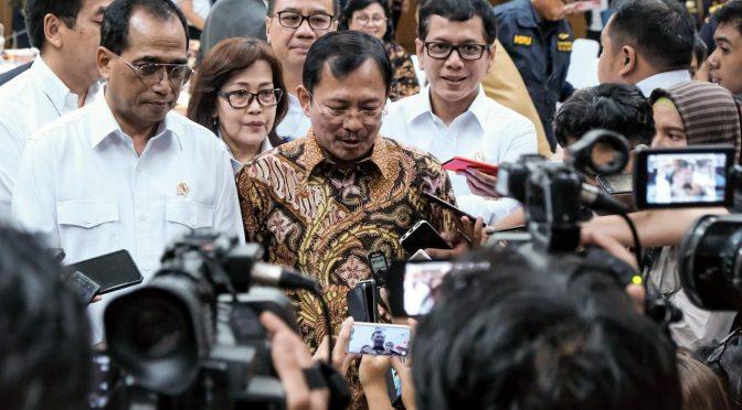 Cegah Virus Corona Masuk ke Indonesia, Tak ada WNA atau WNI yang Terjangkit
