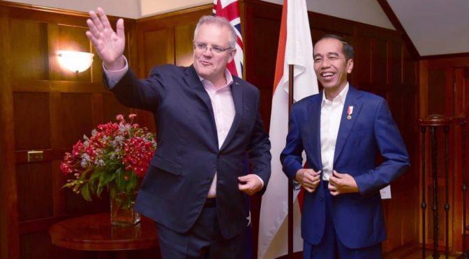 Indonesia-Australia: Tetangga yang Bersahabat