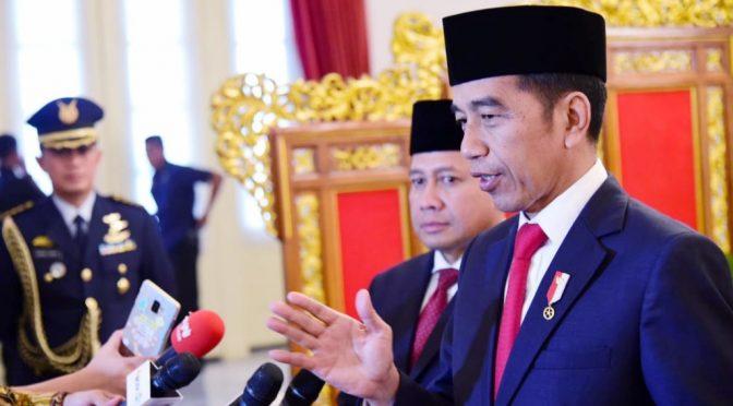 Presiden Jokowi Pinta Menko Polhukam & Kapolri Tindak Tegas Pelaku Intoleransi