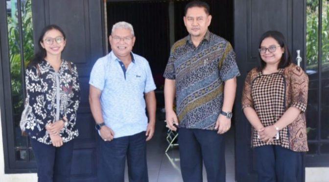 Wawali Kota Kupang Imbau Warga Sukseskan Sensus Penduduk 2020